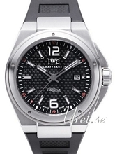 IWC Ingenieur Mission Earth Sort/Gummi Ø46 mm