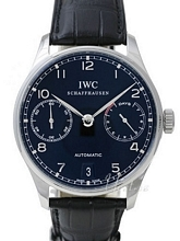 IWC Portuguese Automatic Sort/Læder Ø42.3 mm