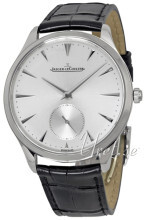 Jaeger LeCoultre Master Ultra Thin Small Second Stainless Steel