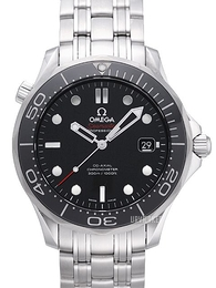 Omega Seamaster Diver 300m Co-Axial 41mm Sort/Stål Ø41 mm 212.30.41.20.01.003