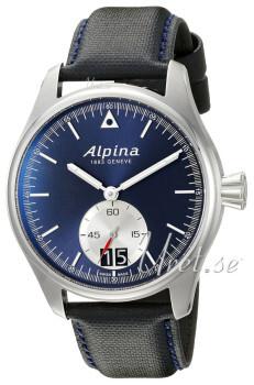 Alpina Startimer Blå/Læder