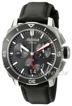 Alpina Seastrong Sort/Læder
