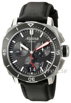 Alpina Seastrong Sort/Læder