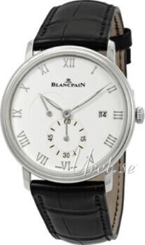 Blancpain Villeret Hvid/Læder