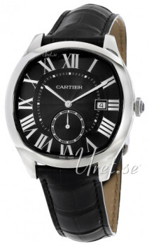 Cartier Drive De Cartier Sort/Læder