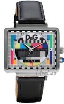 Dolce & Gabbana D&G Medicine Man TV Test Card Dial Flerfarvet/Læ