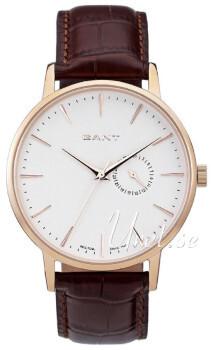 Gant Park Hill Hvid/Læder