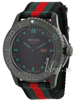 Gucci G-Timeless Sort/Tekstil