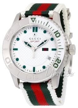 Gucci G-Timeless Hvid/Tekstil