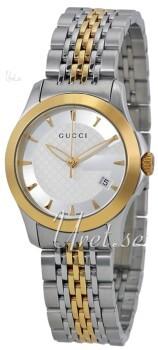 Gucci G-Timeless Sølvfarvet/Stål