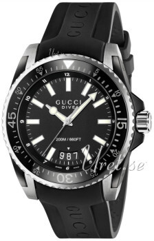 Gucci Sort/Gummi