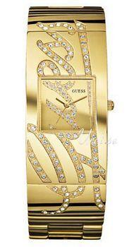 Guess Guldfarvet/Gul guldtonet stål Ø26 mm