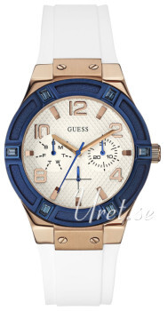 Guess Jet Beige/Gummi Ø39 mm