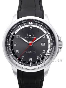 IWC Portuguese Grå/Gummi Ø45.4 mm