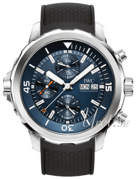 IWC Aquatimer Chronograph Edition Expedition Jacques-Yves Couste