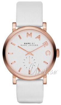 Marc by Marc Jacobs Baker Hvid/Læder