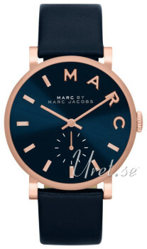 Marc by Marc Jacobs Blå/Læder Ø36 mm