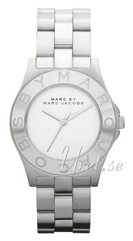 Marc by Marc Jacobs Blade Hvid/Stål