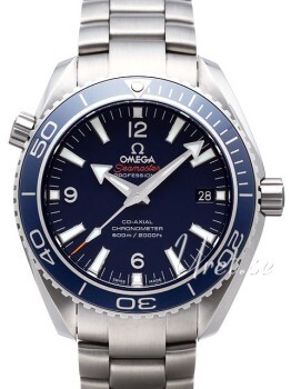 Omega Seamaster Planet Ocean 600m Co-Axial 42mm Blå/Titanium