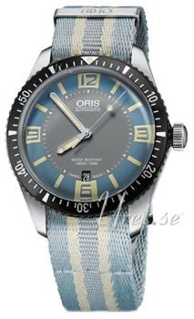 Oris Diving Flerfarvet/Stål