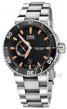 Oris Divers Sort/Stål Ø46 mm