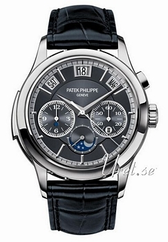 Patek Philippe Grand Complications Grå/Læder Ø42 mm