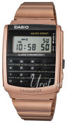 Casio Casio Collection LCD/Rosaguldtonet stål