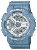 Casio G-Shock Sølvfarvet/Resinplast