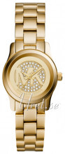 Michael Kors Champagne/Gul guldtonet stål