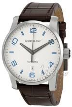 Montblanc Timewalker Hvid/Læder Ø42 mm