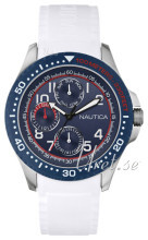 Nautica Multifunction Blå/Gummi Ø44 mm