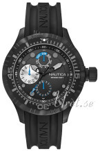 Nautica Multifunction Sort/Gummi Ø49 mm