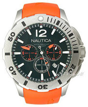Nautica BFD 101 Sort/Gummi Ø46.25 mm