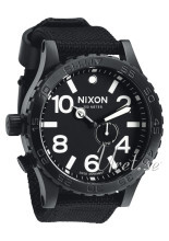 Nixon The 51-30 Tide Sort/Tekstil