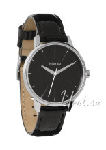 Nixon The Kensington Leather Sort/Læder