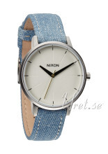 Nixon The Kensington Leather Hvid/Tekstil