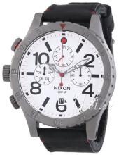 Nixon The 48-20 Hvid/Læder