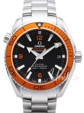 Omega Seamaster Planet Ocean 600m Co-Axial 42mm Sort/Stål Ø42 mm