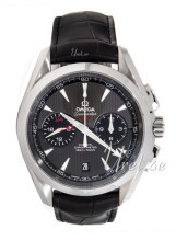 Omega Seamaster Aqua Terra 150m Co-Axial Chronograph GMT 43mm So
