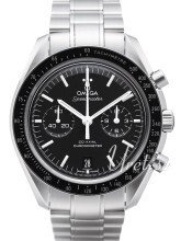 Omega Speedmaster Moonwatch Co-Axial Chronograph 44.25mm Sort/St