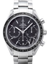 Omega Speedmaster Racing Co-Axial Chronograph 40mm Sort/Stål Ø40