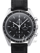 Omega Speedmaster Moonwatch Professional 42mm Sort/Læder Ø42 mm
