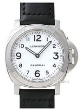 Panerai Historic Luminor Base Sort/Læder Ø44 mm