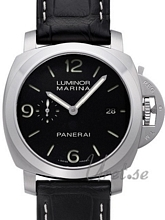 Panerai Contemporary Luminor 1950 3 Days Automatic Sort/Læder Ø4