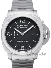 Panerai Contemporary Luminor 1950 3 Days Automatic Sort/Stål Ø44