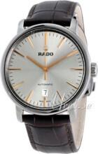 Rado Diamaster Sølvfarvet/Læder