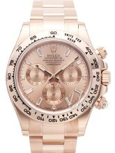 Rolex Cosmograph Daytona Champagne/18 karat rosa guld Ø40 mm