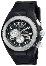Technomarine Cruise Quartz Sort/Gummi