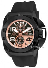 Technomarine Reef Black Sort/Gummi