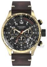 Timecode Sort/Læder